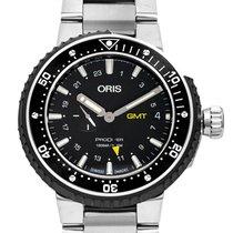 豪利时 ProDiver GMT 鈦 49mm 黑色