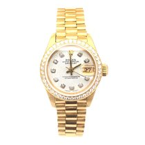 Rolex Lady-Datejust Yellow gold White No numerals United States of America, Florida, Aventura