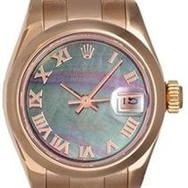 Rolex Automatic Roman numerals 26mm pre-owned Lady-Datejust