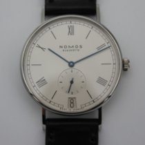 NOMOS Ludwig 38 new Manual winding Watch with original box and original papers 231