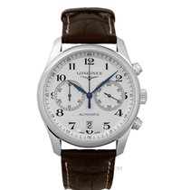 Longines Master Collection Steel 40.00mm Silver