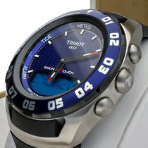 Tissot Sailing-Touch new 2019 Quartz Watch with original box and original papers T056.420.27.041.00