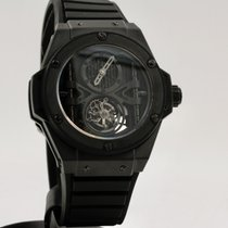 Hublot King Power Keramika 48mm Proziran Bez brojeva