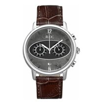 REC Watches Staal 44.3mm Quartz M1 nieuw