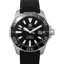 TAG Heuer Steel 41mm Automatic WAY211A.FT6151 new