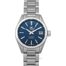 TAG Heuer Carrera Lady new Automatic Watch with original box and original papers WAR2419.BA0776