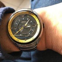 REC Watches Staal 44mm Automatisch RS-141 tweedehands Nederland, Laren