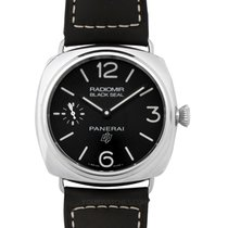 Panerai Radiomir Black Seal new Automatic Watch with original box and original papers PAM00754