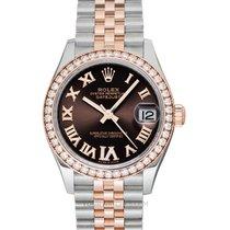 Rolex Lady-Datejust nuevo 2020 Automático Reloj con estuche y documentos originales 278381RBR