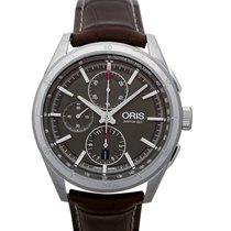 Oris Steel 44.0mm Automatic 01 774 7750 4153-07 1 22 10FC new