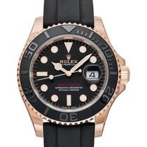 Rolex Automatic Black 40mm new Yacht-Master 40