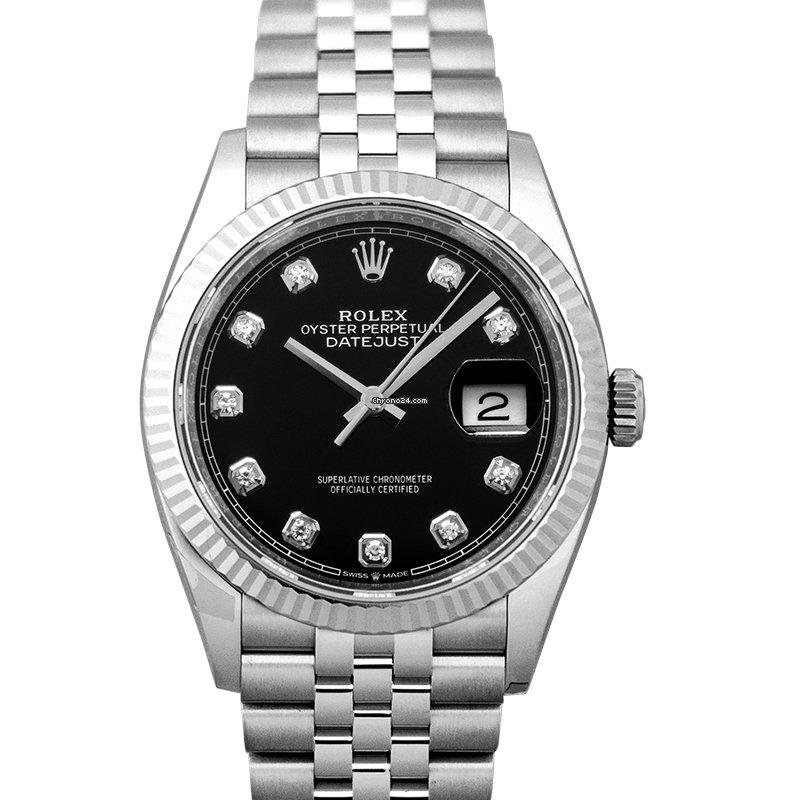 Rolex Lady-Datejust 126234-0027 new