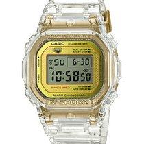 Casio G-Shock Plástico 48.9mm Oro Sin cifras