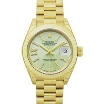 Rolex 279178-0008 Yellow gold Lady-Datejust 28mm new