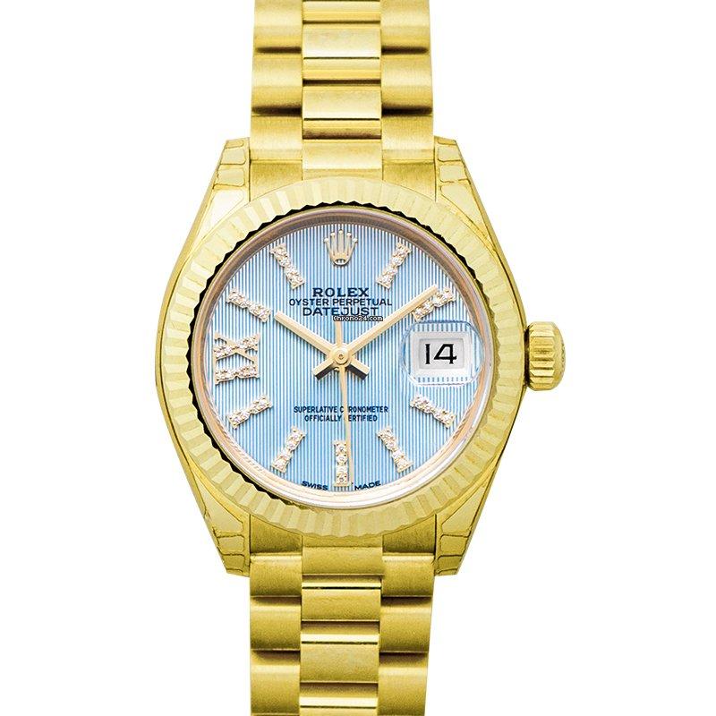 Rolex Lady-Datejust 279178-0009 2021 new