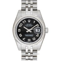 Rolex Lady-Datejust Black