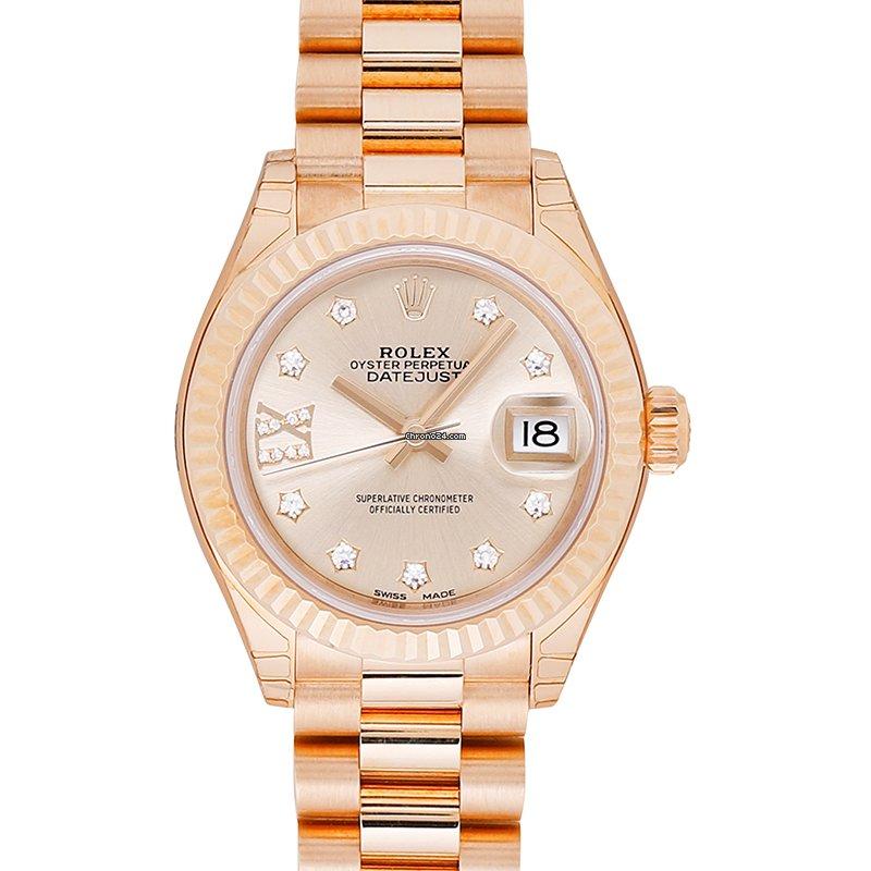 Rolex Lady-Datejust 279178 G 2021 new