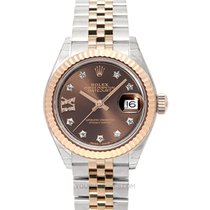 Rolex Rose gold 28mm Automatic 279171 G new