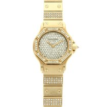 Cartier Santos (submodel) Yellow gold 26mm United States of America, California, Beverly Hills