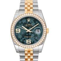 Rolex Datejust II Verde