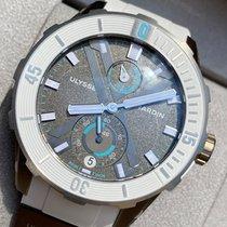 Ulysse Nardin 1183-170LE-3/90-ANT Titanium 2021 Marine new