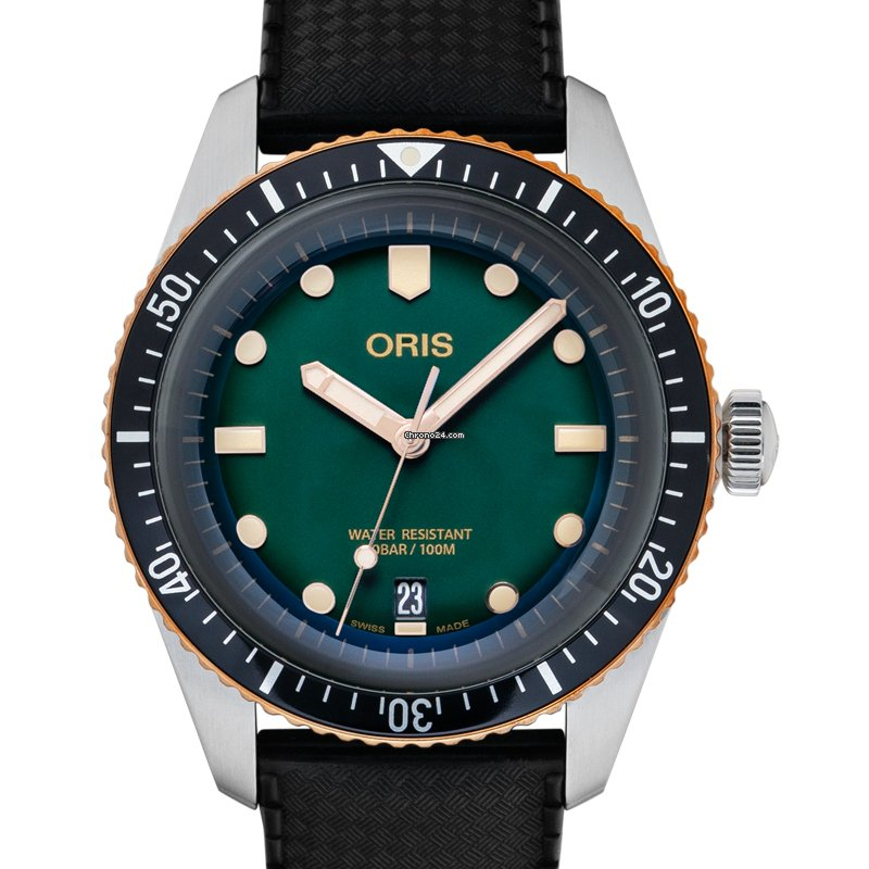 Oris Divers Sixty Five 01 733 7707 4357-07 4 20 18 2021 new