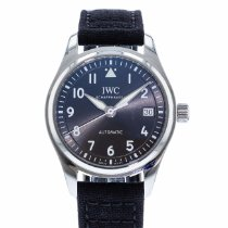 IWC Pilot's Watch Automatic 36 Steel 36mm Grey United States of America, Georgia, Atlanta