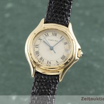 Cartier Cougar 26.5mm Champagne
