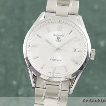 TAG Heuer Carrera Calibre 5 Zeljezo 39mm Srebro
