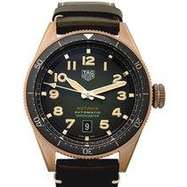 TAG Heuer WBE5190.FC8268 Bronze 2020 Autavia 42mm new