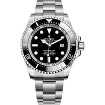Rolex Sea-Dweller Deepsea Steel 44mm Black No numerals United States of America, Florida, Miami