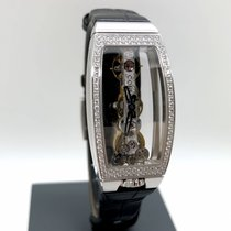 Corum Zegarek damski Miss Golden Bridge 21mm Manualny używany Tylko zegarek