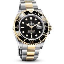 Rolex Sea-Dweller Gold/Steel 43mm Black No numerals United States of America, Florida, Miami