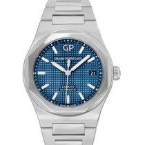 Girard Perregaux 81005-11-431-11A Steel 2020 Laureato 38.00mm new