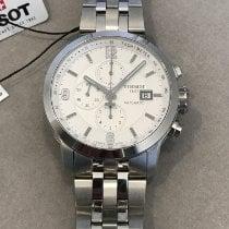 Tissot PRC 200 Steel 44mm White Arabic numerals United States of America, Massachusetts, Boston