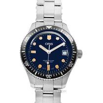 Oris Divers Sixty Five 36.00mm Blue