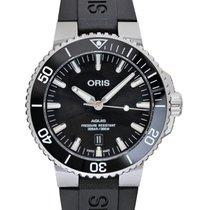 Oris Aquis Date 43.50mm Black