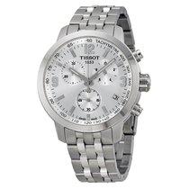 Tissot PRC 200 new 2019 Quartz Chronograph Watch with original box and original papers T0554171103700