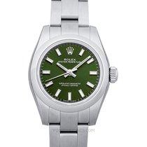 Rolex Oyster Perpetual 26 nuevo Automático Reloj con estuche y documentos originales 176200-0014