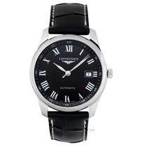 Longines Master Collection Steel 40.00mm Black
