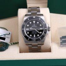Rolex Submariner (No Date) Steel 40mm Black No numerals United States of America, California, Beverly Hills