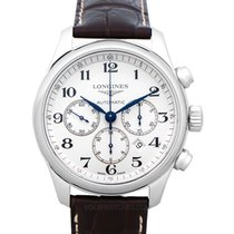 Longines Master Collection Steel 44mm White