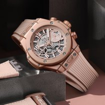 Hublot Aluminum 42mm Automatic 441.UP.7320.NR.GIT20 new
