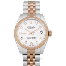 Rolex Lady-Datejust 178271-0010 New Rose gold 31mm Automatic