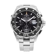TAG Heuer Aquaracer 500M Steel 44mm Black United States of America, Florida, Boca Raton