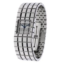 Chopard Ice Cube Steel 22mm No numerals United States of America, New York, Greenvale