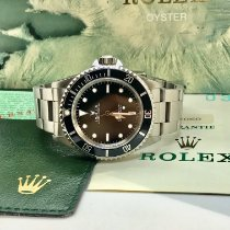 Rolex Submariner (No Date) 14060 FULL SET, first owner 1992 usato