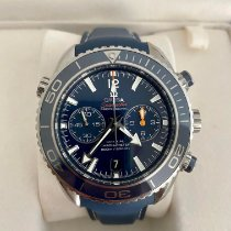 Omega Seamaster Planet Ocean Chronograph Titanium 45.5mm Blue United States of America, Florida, Miami