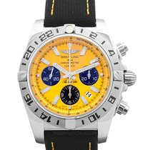 Breitling Amarillo nuevo Chronomat 44