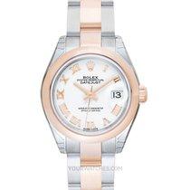Rolex Lady-Datejust nuevo Automático Reloj con estuche y documentos originales 279161